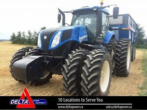 2015 New Holland T8.350 MFD Tractor