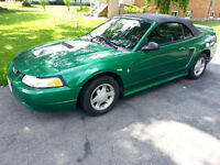 2000 Ford Mustang Convertible 3.8L V6