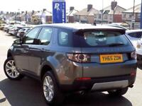 2015 65 LAND ROVER DISCOVERY SPORT 2.0 TD4 HSE 5DR AUTO (180) DIESEL