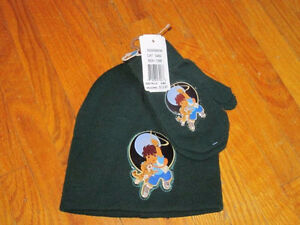 BRAND NEW Diego Hat and Gloves Set Size 4-6X