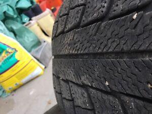 3 Michelin x-ice winter tires Strathcona County Edmonton Area image 2