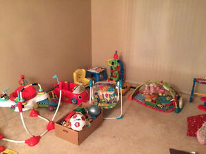 Lots of Toys for kids and infants