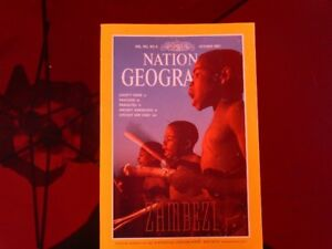 Revue National Geographic - Collection