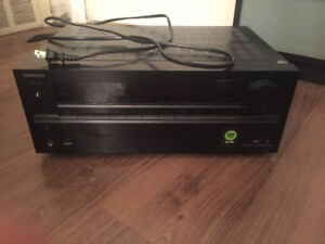 Onkyo TX-NR636 Home Theater Receiver, 400 OBO