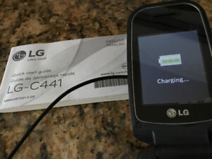 Charger for LG Cell Phone