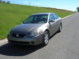 2003 Nissan Altima 2.5S Sedan