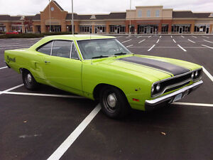 1970 Plymouth Satellite (Road Runner trim)
