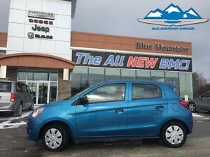 2015 Mitsubishi Mirage ES   ACCIDENT FREE, BLUETOOTH, CD/MP3/AUX