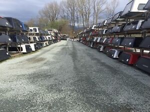 Used Truck Canopies - 450 in stock !! Prince George British Columbia image 2