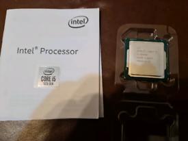 Intel i5 10600k cpu
