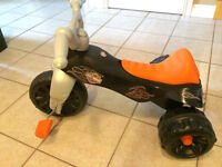 Harley Davidson tricycle - Toddler