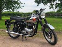 BSA Rocket Gold Star 1962 650cc Classic British Motorcycle!