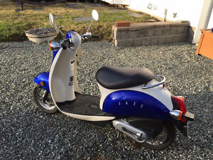 Honda Jazz Scooter - Mint Condition!