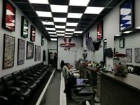 Young Male barber wanted