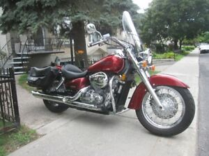 Honda shadow 2005 impecable