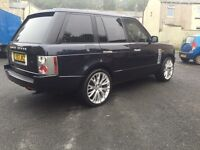 Range Rover HSE (not bmw Mercedes Audi) PX / SWAP WELCOME AT TRADE