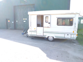 WANTED Folding caravan GOBUR,esterel