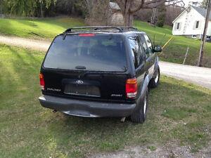 1998 Ford Explorer Coupe (2 door) Kawartha Lakes Peterborough Area image 4