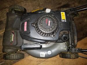 "21"" craftsman 159cc ezstart self propelled lawn mower"