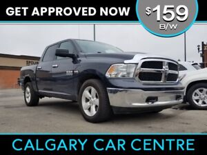 2014 Ram 1500 $159B/W TEXT US FOR EASY FINANCING! 587-582-2859