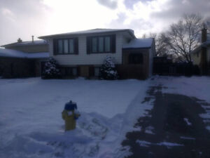 HOUSE FOR RENT NEAR LAMBTON COLLEGE
