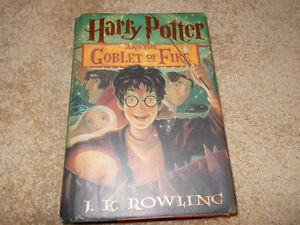 Harry Potter and the Goblet of Fire-Hard Cover