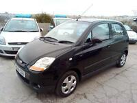 2009/59 Chevrolet Matiz 0.8 auto SE very low miles