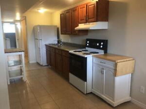 2 bedroom PET friendly College Heights lower suite NOV 15 /DEC 1