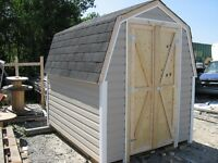 NEW SMALL SHED