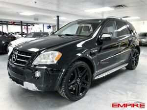 Mercedes-Benz Classe-M 4MATIC ML63 AMG 503HP 2010