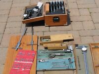 Machinist Tools
