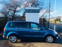 2007 Ford Galaxy 2.0TDCi ( 140ps ) Ghia(GOOD HISTORY,WARRANTY)