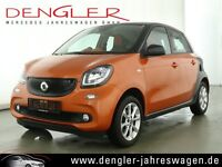 Smart FORFOUR 52KW TWINAMIC*NAVI*LED*PTS*SHZ Passion