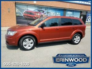 2013 Dodge Journey Canada Value PkgPWR GRP / ALLOYS / KEYLESS