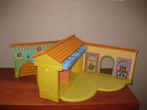 DORA THE EXPLORER HOUSE