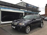 BMW X5 3.0TD xDrive3M auto 2009MY xDrive35d M Sport
