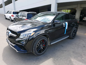 2017 Mercedes-Benz GLE63 AMG S Coupe