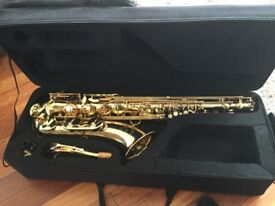 New Trevor James Tenor saxophone