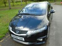 Honda Civic 1.8i-VTEC Type S GT. HIGH SPEC. WARRANTY. SH. PANROOF.