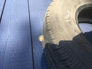 Brand new summer tires