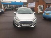 2013 Ford Fiesta 1.6 Style Powershift 3dr