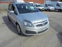 Vauxhall Zafira 1.6i 16v Expression 7 SEATER - 2006 56-REG - 9 MONTHS MOT