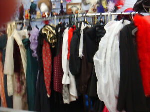 Rendezvous costumes and accessories