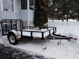 Quad/Utility Trailer For Sales