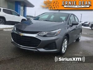 2019 Chevrolet Cruze LT  - Heated Seats -  Bluetooth