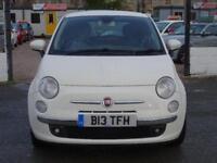 2010 Fiat 500 1.2 Sport 3dr (start/stop)