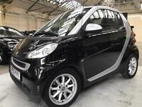 2010 Smart Fortwo 1.0 MHD Passion Cabriolet 2dr