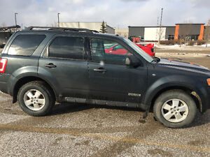 2008 Ford Escape 4x4 SUV, Crossover