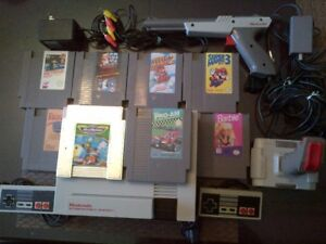 Nintendo NES Package Deal with 8 Games!