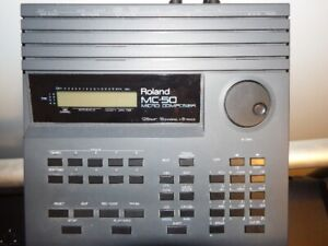 Roland MC 50 Sequencer / Composer in V.G. Cond.